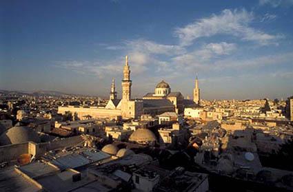 وحيٌ من جهة دمشق