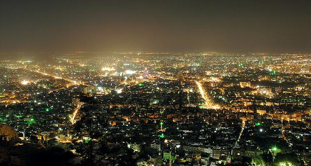 دمشق وحماة ودراسة النبوءة