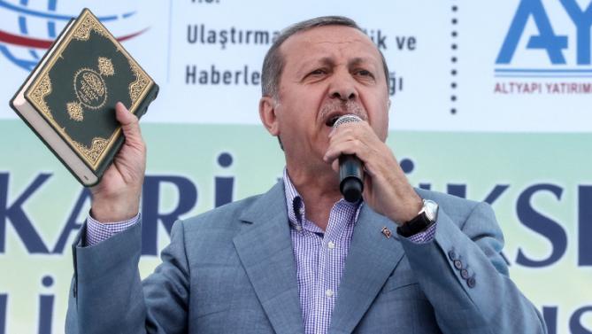 erdogan koran