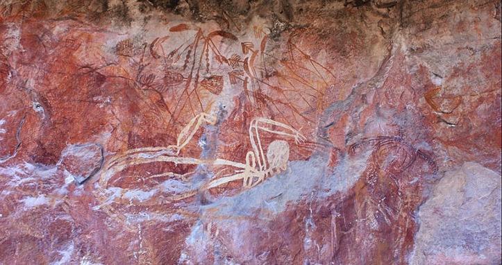 Ancient-Aboriginal-cave-art-1