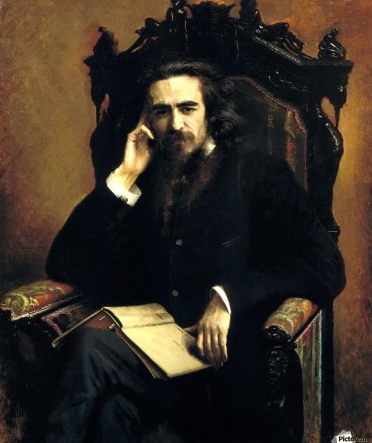 900_Vladimir Solovyov, 1885